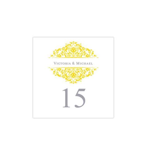 table numbers for wedding reception templates wedding table numbers printable reception template cards