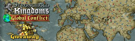 stronghold kingdoms global conflict pack giveaway mmohuts - Stronghold Kingdoms Giveaway