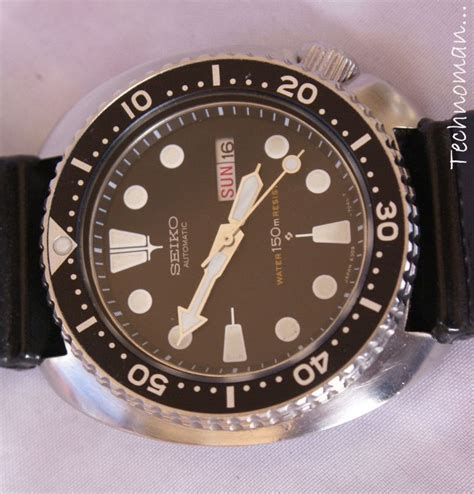 Seiko 6309 8000 Automatic Original seiko 6309 7049 suwa divers on original gl831