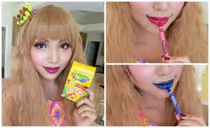 how to make crayon lipstick
