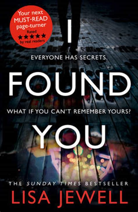 I Found You by I Found You By Jewell Buy Books At Lovereading Co Uk
