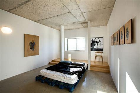 schlafzimmerwand akzente das schlafzimmer minimalistisch einrichten 50