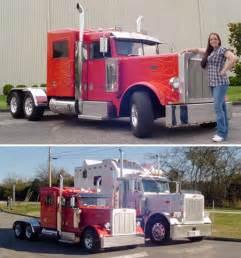 lil big rig conversion kit turns your pickup truck into a mini semi truck gadgetking com
