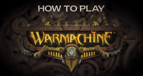 how to play war psa how to play warmachine bell of lost souls