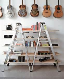 Folding Etagere Diy With Vintage Ladders 5 Things You Can Make Bob Vila