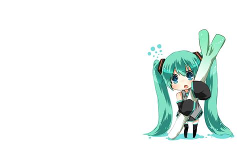 wallpaper hd anime chibi download wallpapers download 2560x1600 vocaloid white