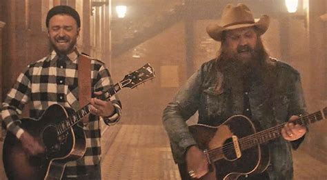 cover of chris stapleton s comeback song chris stapleton and justin timberlake drop infectious new