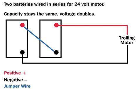 trolling motor wiring diagrams 12 24 volt get free image