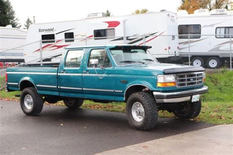 old car manuals online 1995 ford f350 windshield wipe control 1994 ford f350 xlt crew cab long bed 4x4 1995 1996 1997 1993 1992 1991 1990 f250 classic ford