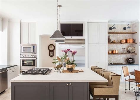 7 top kitchen design trends for 2018 purewow