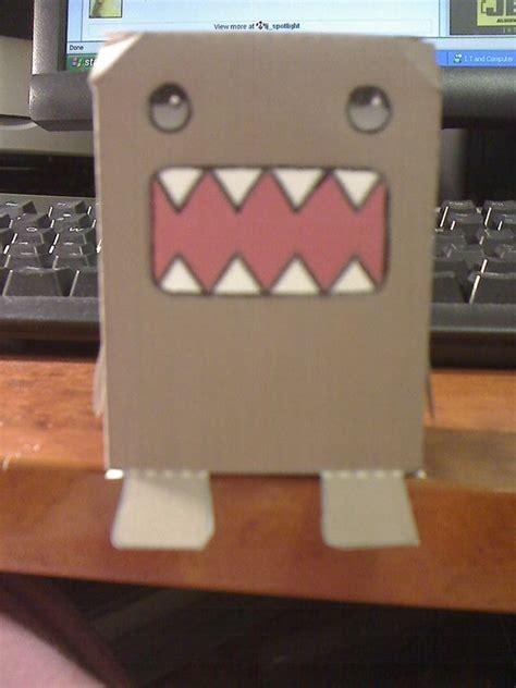 Domo Papercraft - papercraft domo by tsunaide on deviantart