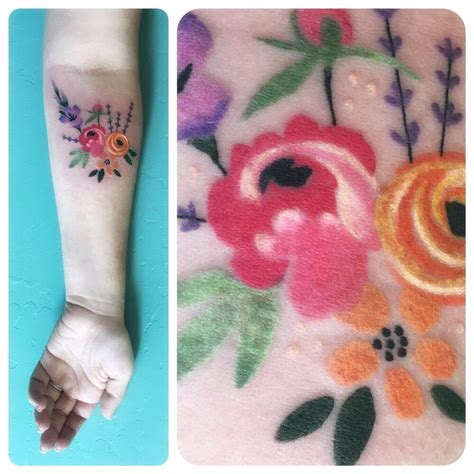 buju tattoo flowers by yelp