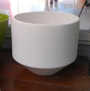 mid century modern gainey planters in concord