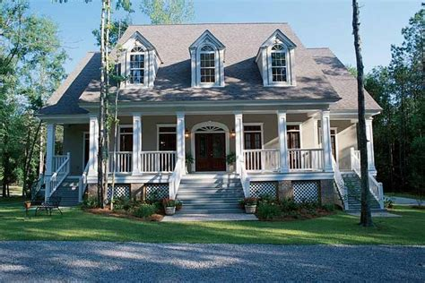 low country style house plans cape cod with large porch on home homes and