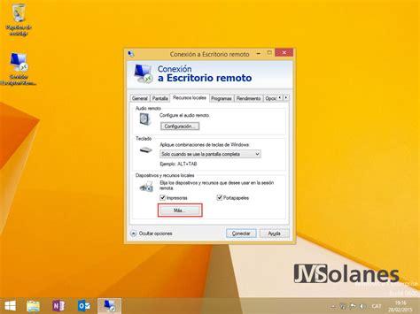 cliente escritorio remoto configurar cliente escritorio remoto de microsoft jmsolanes