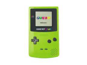gameboy color nintendo boy color
