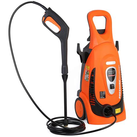 who makes the most powerful electric pressure washer the top 6 of the best electric pressure washer for your yard