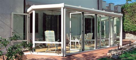 balcone chiuso a veranda verande per terrazzi