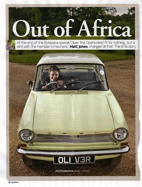 Opel Kadett Oliver by Oliver Classic Car Opel Kadet Cars