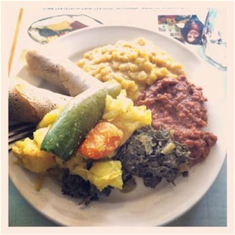 Rahel Ethiopian Vegan Cuisine Carthay Los Angeles Ca Vegan Buffet Los Angeles