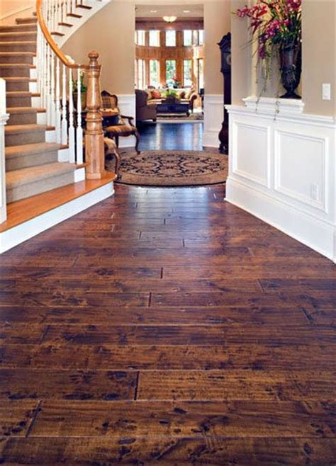 Gorgeous Floor by Best 25 Scraped Hardwood Flooring Ideas On