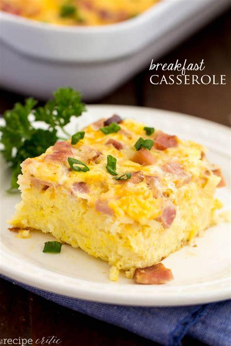 the best breakfast casserole the recipe critic