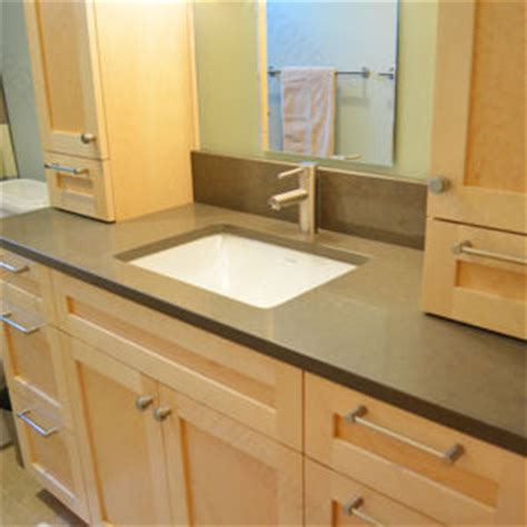 Kitchen Countertop With Built In Sink by Artificial Quartz Kitchen Countertop With Built In