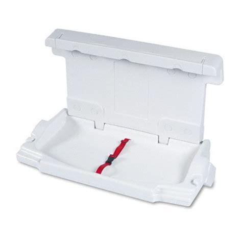 Rubbermaid Changing Table Rubbermaid Sturdy Station 2 Baby Changing Table Whiterubbermaid 781888