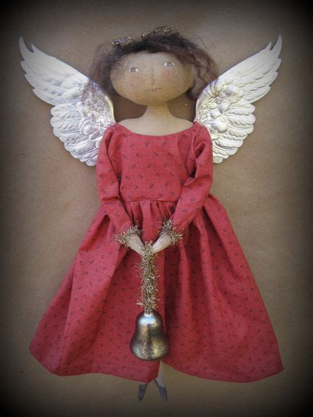 patterns christmas dolls primitive folk art christmas angel doll pattern tree