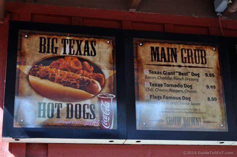 Texas star dining
