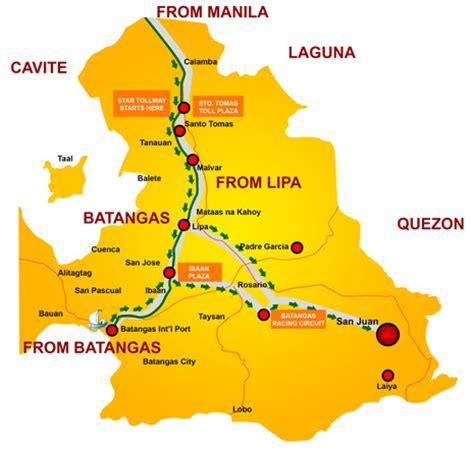 acuatico resort map laiya resorts and travel guide san juan batangas