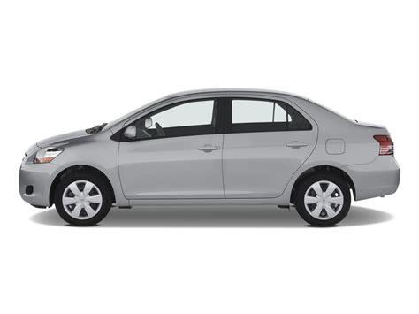 2008 Toyota Yaris Sedan 2008 Toyota Yaris Reviews And Rating Motor Trend