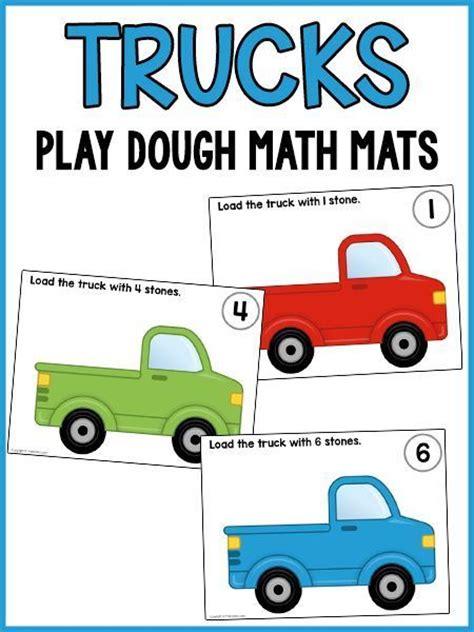 Playdough Math Mats by 862 Best Transportation Images On