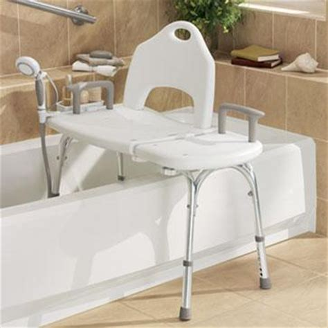 bathtub bench for seniors interim healthcare of omaha bath safety products