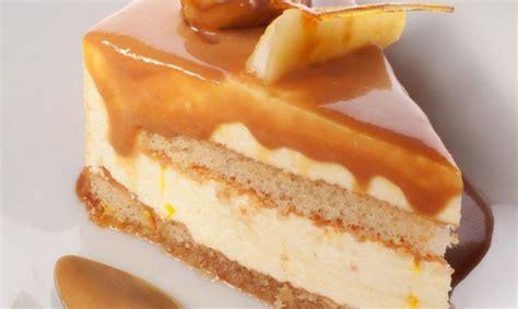 postres y otras recetas tarta de peras receta de tarta semifr 237 a de mousse de pera y toffee de casta 241 a bruno oteiza