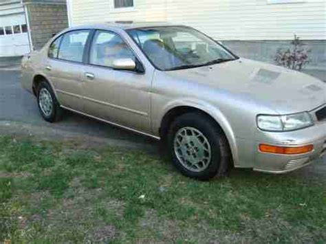 1995 Maxima Engine by Find Used 1995 Nissan Maxima V6 3 0l Engine Sunroof