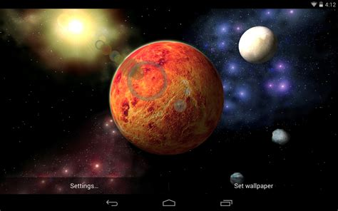 live wallpaper for pc space best space live wallpapers android live wallpaper