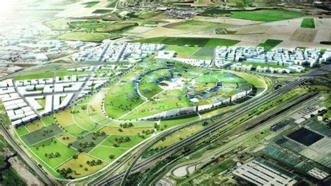 design competition europe big wins europa city development in paris archdaily
