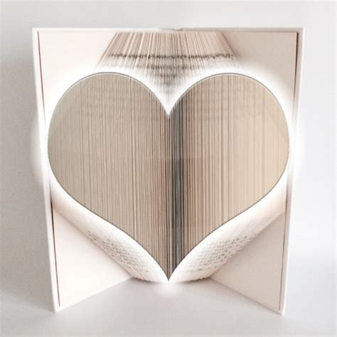 folded book templates book folding pattern 350 pages 175 folds book
