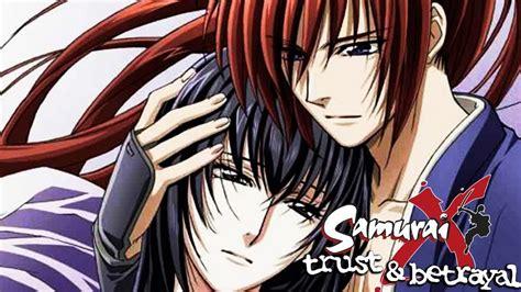 Samurai X 4 rurouni kenshin samurai x trust and betrayal rap