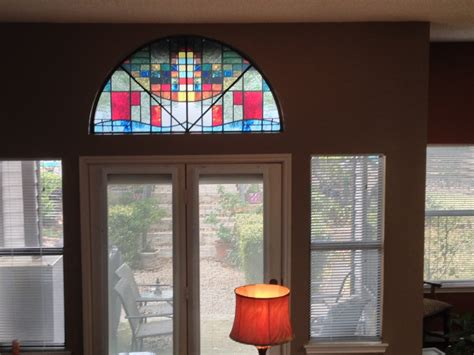 Awesome stained glass window film decorating ideas gallery in living room traditional design ideas