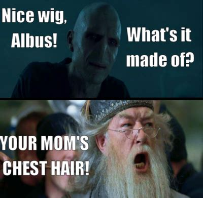 Meme Mashup - harry potter and the mean girls mashups