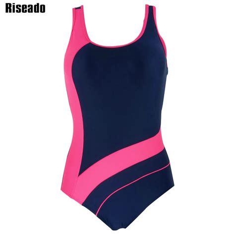 riseado 2016 new one swimsuit swimwear sport maillot de bain backless bodysuits