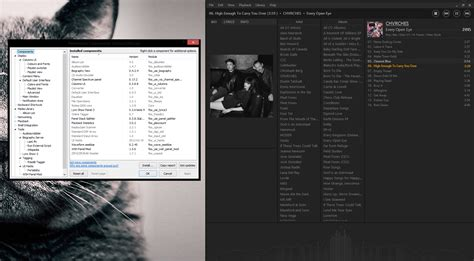 foobar2000 biography text bit new to this last fm bio information not displaying