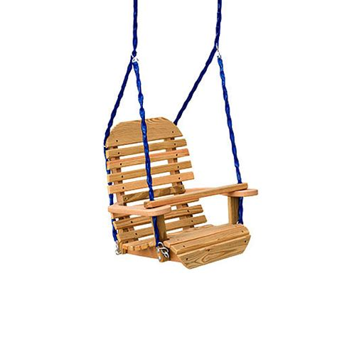 baby swing wooden vermont design your own children s playset or swing set