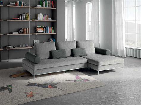 arredissima divani divano lineare o angolare minimal arredamento mobili