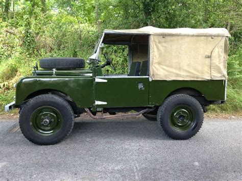 land rover series 1 one 1955 86 quot ebay land rover
