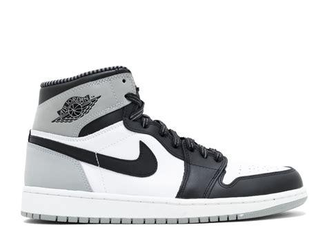 Nike Airjordan 1 Retro One Og Black Premium 1 air 1 retro high og quot barons quot air 555088