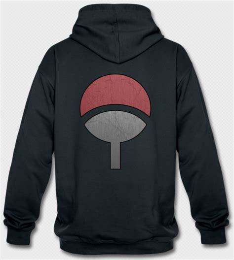 Hoodie Uchiha Clan Murah 1 inspired uchiha clan hoodie hooded by muckidesign on etsy