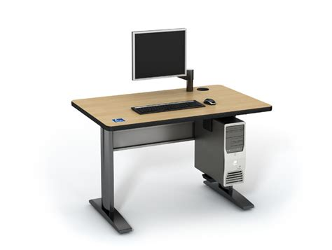 Classroom Computer Desk Classroom Computer Desks
